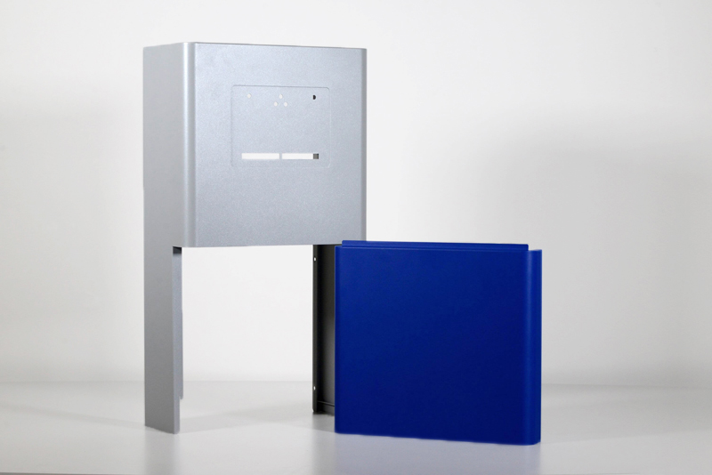 laser cut custom sheet metal electrical cabinet product